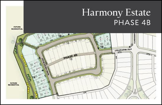 Estate (Phase 4B) site plan