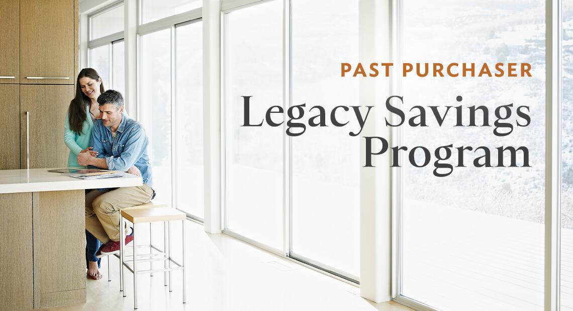 Past Purchaser Legacy Program