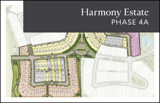 Estate (Phase 4A) site plan